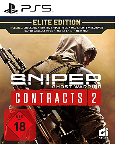 Sniper Ghost Warrior Contracts 2 'Elite Edition' (Playstation 5)