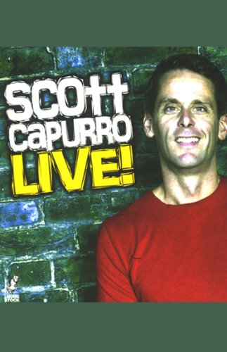 Scott Capurro Live! audiobook cover art