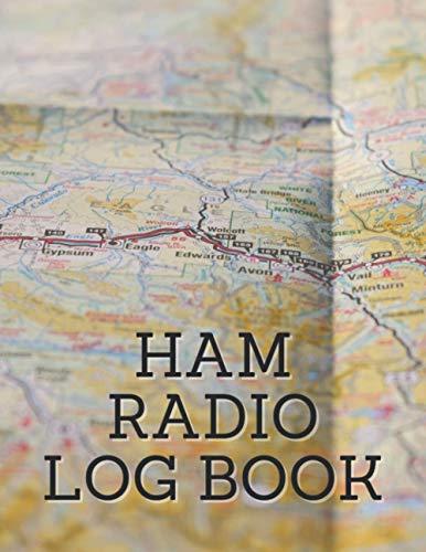 Ham Radio Log Book: Amateur Radio Operator Station Log Book