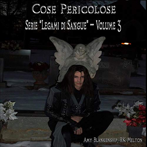 Cose Pericolose [Dangerous Things] audiobook cover art
