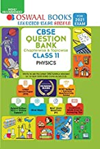 Oswaal CBSE Question Bank Class 11 Physics Book Chapterwise & Topicwise (For 2021 Exam)