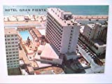 Hotel Gran Fiesta. Mallorca. Luftaufnahme. Ansichtskarte.
