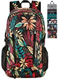 TOMULE Camping Hiking Daypacks, 40L Lightweight Packable Hiking Backpack Travel Backpack for Women Men