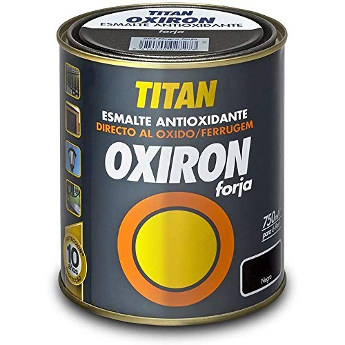 Oxiron - Esmalte metal forja 0,75 l marrón