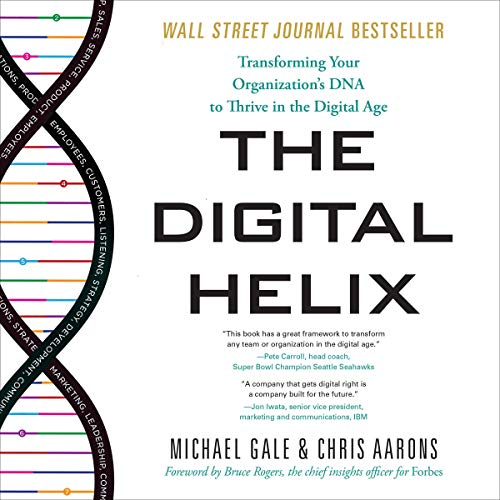 The Digital Helix cover art