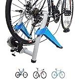 WLKQ Estante de Entrenamiento de Bicicletas, Rodillos para Bicicleta, magnetoresistive Indoor Exercise Equipment Parking Rack, Equipo de Bicicleta, Plataforma de Fitness Deportivo,
