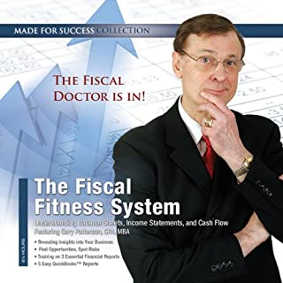 The Fiscal Fitness System audiobook cover art