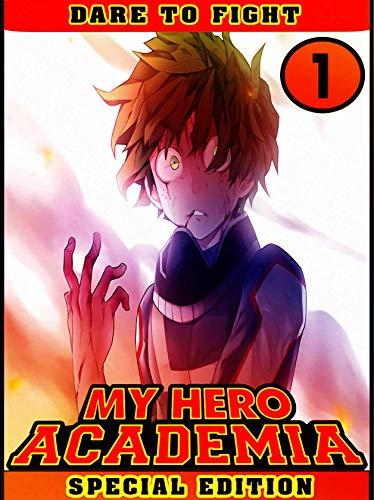 My Hero Academia Special: Collection Book 1 - My Hero Academia Manga Action Shonen Fantasy Adventure For Kids (English Edition)