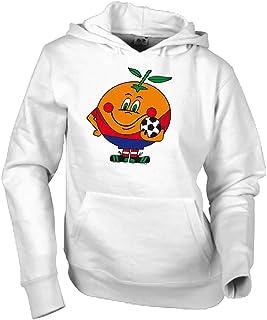 Sudadera Naranjito Adulto/Niño EGB ochenteras 80´s Retro