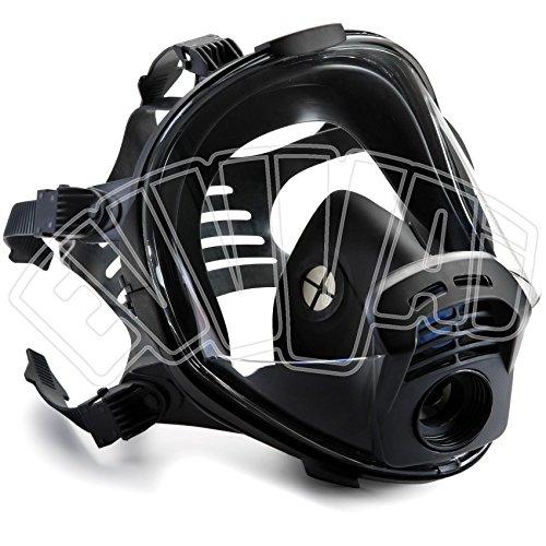 Safetop 36600 - Mascara integral north 5400 para un filtro clase 2