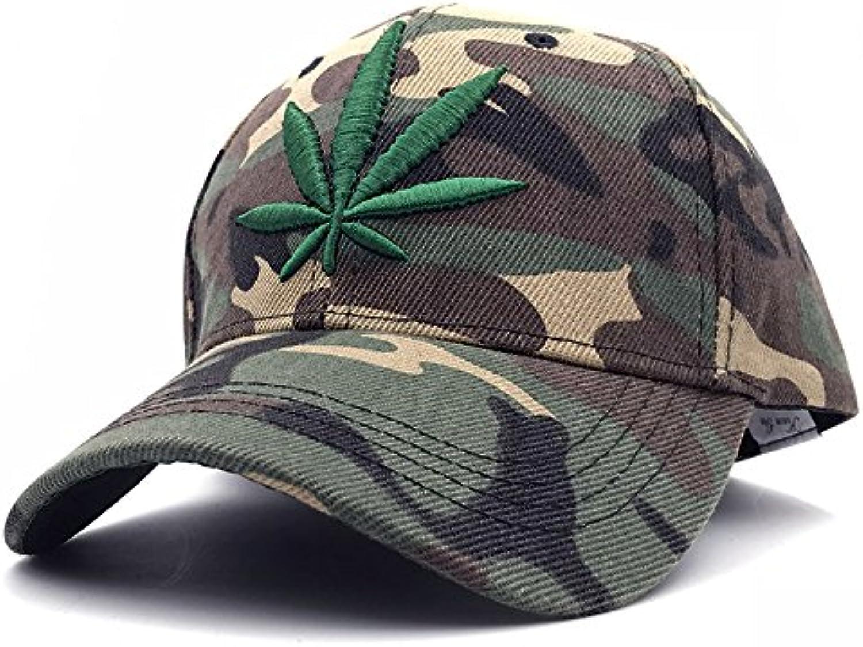ff33e4f99 Baseball Cap Camouflage Mens Baseball Caps Engravings Weed Snapback ...
