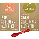 Thanksgiving Stuffing Mix Variety Pack, Gluten Free, Includes: (1) Aleia's Savory Herb S...