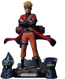 NARUTO Figure Uzumaki Immortal Pattern Naruto Action Figure Immortal Patternt Anime Fans Gift About 8.66 Inch