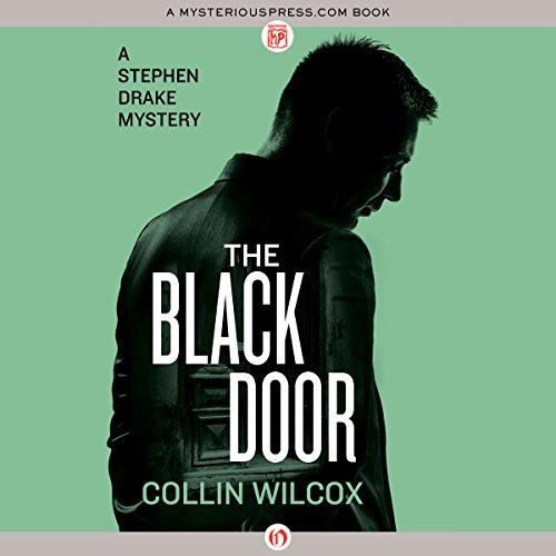 The Black Door audiobook cover art