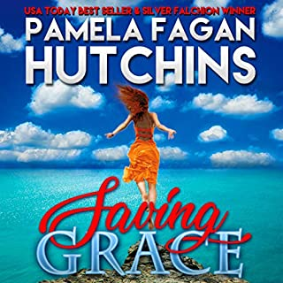 Saving Grace (What Doesn't Kill You, #1)     A Katie Romantic Mystery              By:                                                                                                                                 Pamela Fagan Hutchins                               Narrated by:                                                                                                                                 Ashley Ulery                      Length: 9 hrs and 9 mins     197 ratings     Overall 3.8