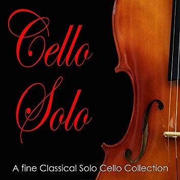 Cello Solo: A fine Classical Solo Cello Collection