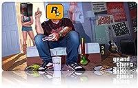 DGSJH 大型ゲーミングマウスパッド滑り止め天然ゴムマウスマットキーボードパッドラップトップコンピューターゲーム用デスクマット男性用マウスパッドギフト(サイズ:800x300x3mm)OUS21