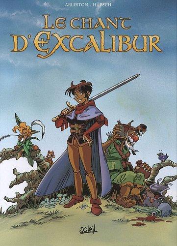 Le Chant d'Excalibur - Coffret T01 à T03