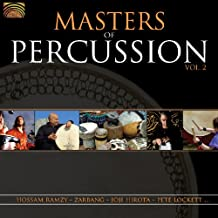 Vol. 2-Masters of Percussion