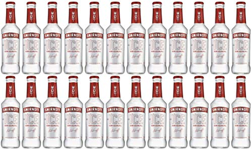 Smirnoff Ice 4% Vol. 24 x 0,275 Liter Flaschen