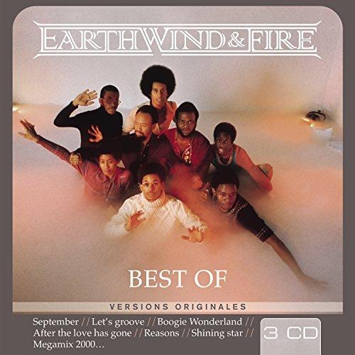Earth Wind & Fire Best of Gold Metal Box
