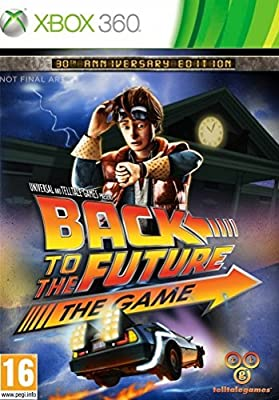 Back To The Future 30th Anniversary XBOX 360 Game