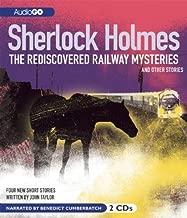 Best sherlock holmes rediscovered railway mysteries Reviews