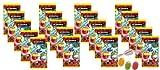Blue Ocean Lego Ninjago Serie 5 Next Level - 20 Booster Tüten Trading Cards zusätzlich erhalten Sie 1 x Fruchtmix Sticker-und-co Bonbon