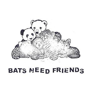 Bats Need Friends