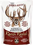 Contains WINA 412 Radish only available through Whitetail Institute; Fast germination, emergence and quick development The NEW proprietary radish varieties are included in ratios that Whitetail Institute testing has proven can provide abundant, highl...