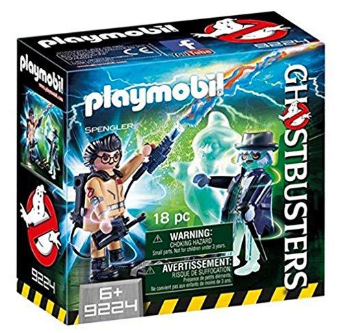 CAZAFANTASMAS Spengler and Ghost Playset