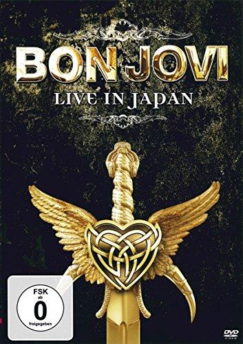 Bon Jovi - Live in Japan