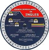 Verbos Irregulares 200 en Ingles giratorio, Herramienta de Ayuda y Consulta