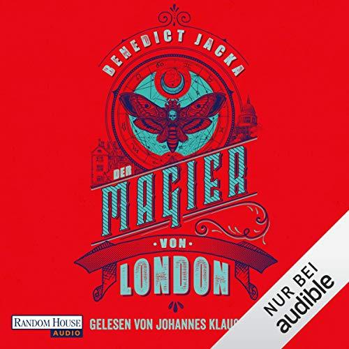 Der Magier von London cover art