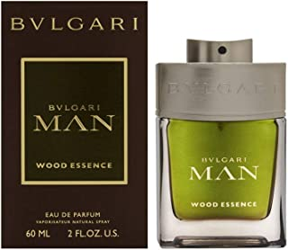 BVLGARI Wood Essence Hombres 60 ml - Eau de parfum (Hombres 60 ml Aerosol 1 pieza(s))