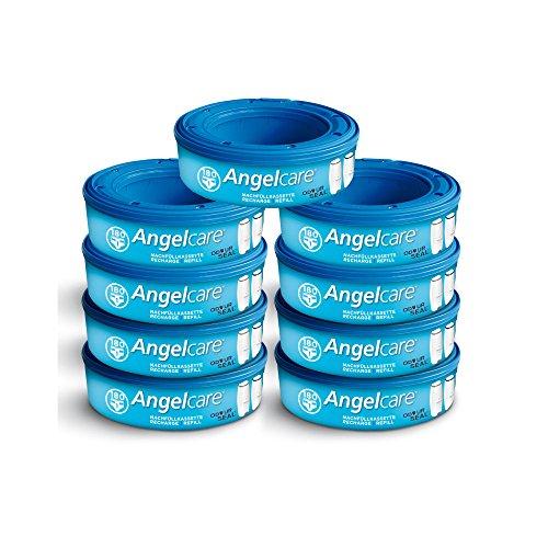 Angelcare® Nachfüllkassette Plus 9er Packung