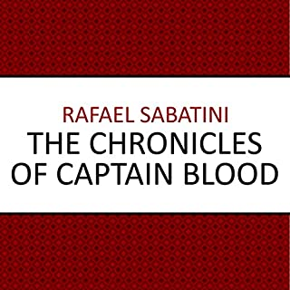 The Chronicles of Captain Blood cover art