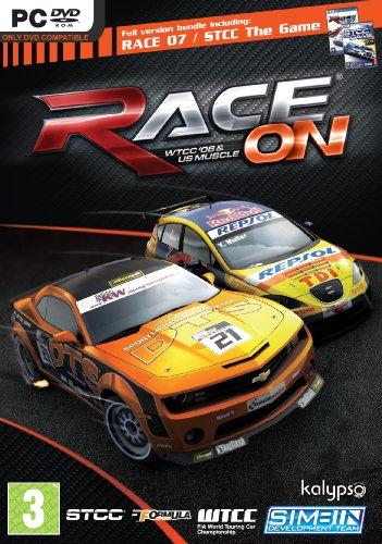 Race on (PC DVD) [Edizione: Regno Unito]