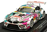 初音ミク GOODSMILE BMW Z4 2011 FUJI優勝 Ver.(1/43スケール レジン製塗装済み完成品ミニカー)