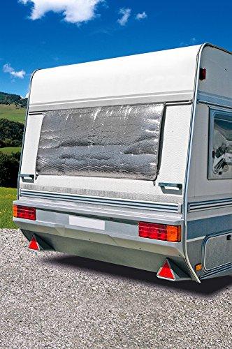 BRUNNER Caravan Wohnwagen Fenster Außen Iso Thermo Matte