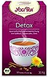 3er Pack Yogi Tee BIO Detox Tee