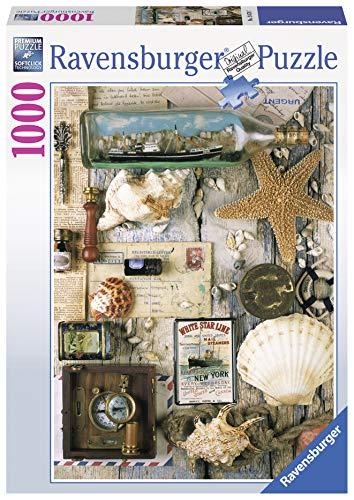 Ravensburger Puzzle, Puzzle 1000 Pezzi, Ricordi dell'Estate, Puzzle per Adulti, Puzzle Ravensburger - Stampa di Alta Qualità, Jigsaw Puzzle