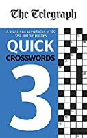 The Telegraph Quick Crosswords 3 (The Telegraph Puzzle Books)