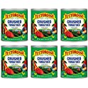 6-Pack Tuttorosso Crushed Tomatoes with Basil 28oz Cans