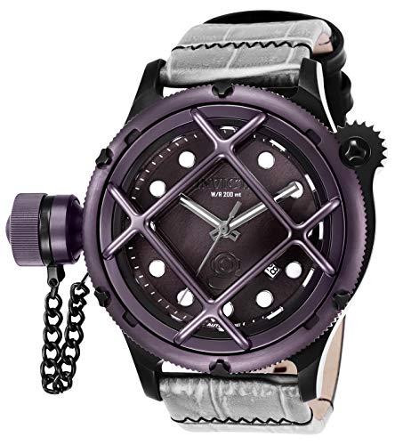 Invicta Herren 26424Russian Diver Automatik 3Hand braun Zifferblatt Armbanduhr