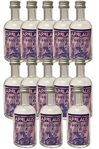 Applaus Gin Stuttgart Trocken 13 x 0,05 Liter Tray