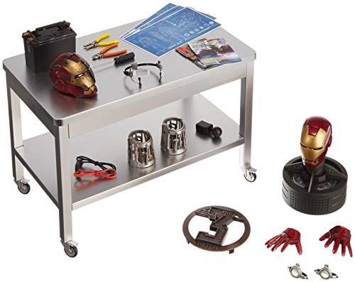 Hot Toys - Iron Man 3: Tony Stark's Workshop Accessories Set