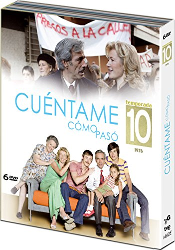 Cuéntame Cómo Pasó - Temporada 10 [DVD]