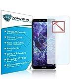 Slabo Premium Film Protection d'écran en Verre trempé Compatible avec Nokia 5.1 Plus | Nokia X5...