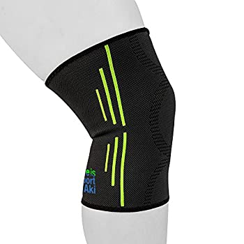 Life is Sport by Aki Basketball Knee Pad – Best Knee Brace & Support